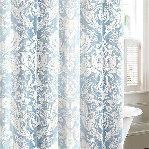 laura ashley shower curtain laura ashley connemara shower curtain from beddingstyle com