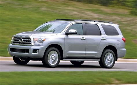 suv toyota 2008 size suv truck trend s best in class 2008 truck trend