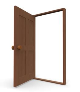 open door clipart png clipartxtras