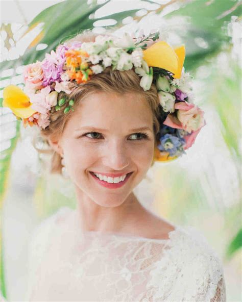 Wedding Hairstyles Crown by 68 Flower Crown Ideas To Complete Your Wedding Hairstyle