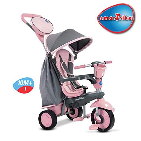 4 in 1 swing smartrike 4 in 1 swing pink grey planetcycling co uk