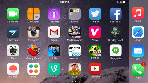 Landscape Mode Iphone How To Disable Landscape Mode For Springboard In Iphone 6