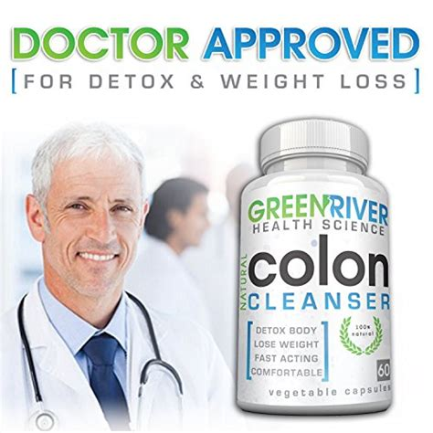 Colon Cleanse Detox By Green River Health Science by Colon Cleanse Detox By Green River Health Science