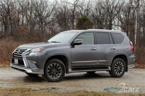 lexus gx 2017 2017 lexus gx 460 luxury review web2carz