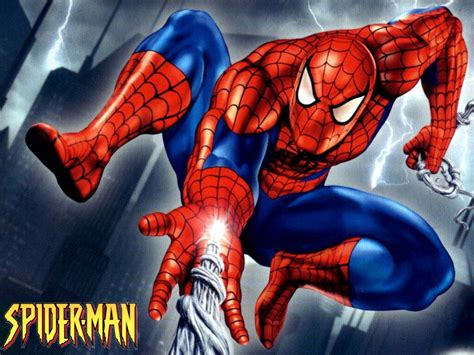 wallpaper cartoon man spiderman cartoon wallpapers wallpaper cave