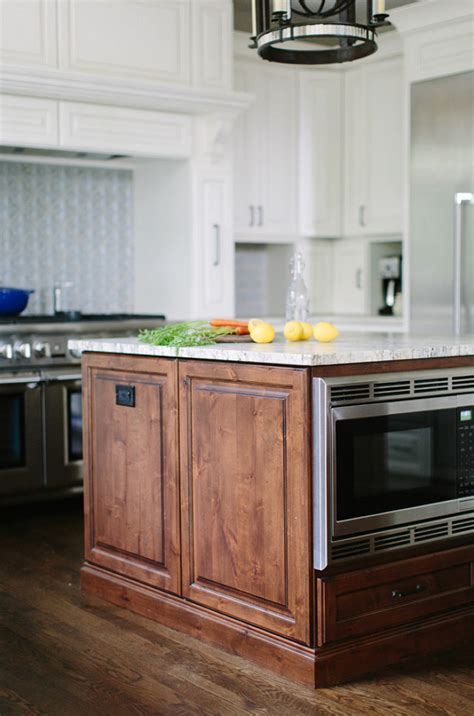 Before And After Double Island Kitchen Renovation   Home