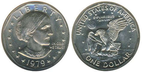 susan b anthony dollars 1979 1981 1999 mintage coin susan b anthony coin 1979