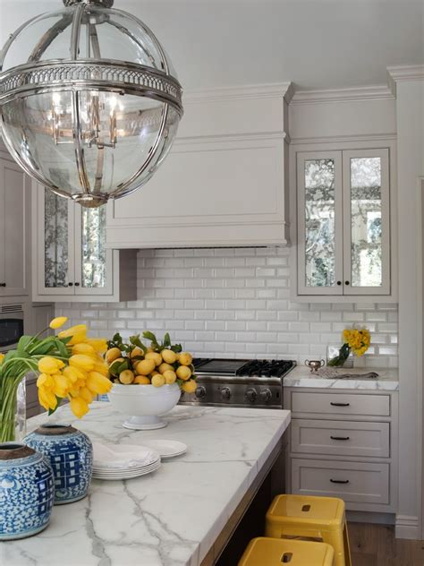 mirrored backsplash tile contemporary kitchen home astonishing mirrored tiles for backsplash with beveled