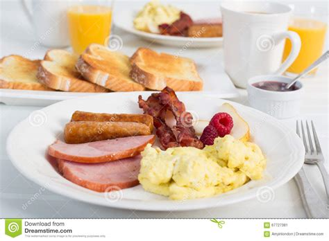 breakfast table for two breakfast for two stock image image of orange