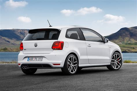polo volkswagen 2015 2015 volkswagen polo gti revealed 1