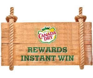 Instant Win Canada - canada dry instant win game