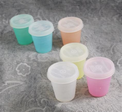 Small Container 1 Tupperware vintage tupperware set of 6 small covered storage