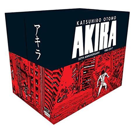 bookler akira 35th anniversary box set