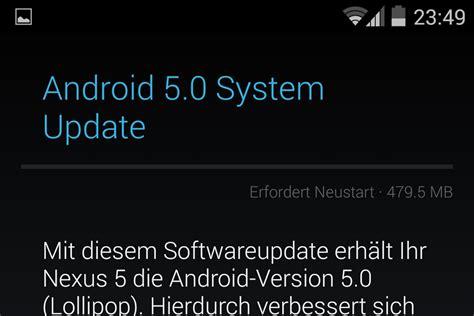 android 5 0 update ukonio lg nexus 5 unter android 5 0 lollipop peppig stabil und ein gmail 196 rgernis