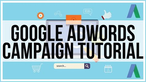 construct 2 full tutorial how to create your first google adwords caign full