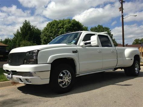 how does cars work 2006 chevrolet silverado 3500 security system sell used 2006 chevy western hauler 3500 lt silverado leather heated seats sharp duramax in