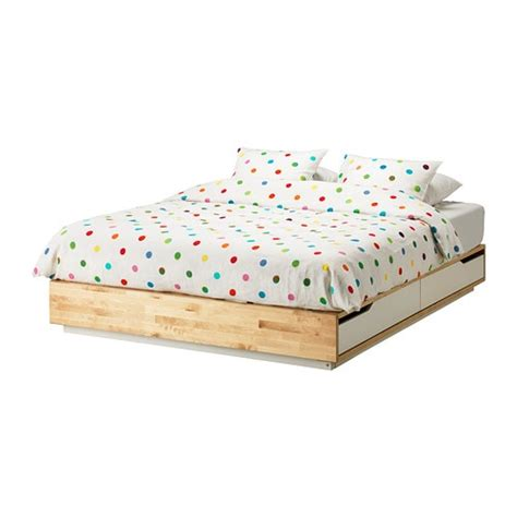 ikea mandal bed frame queen size bed frames bed home furnishings kitchens appliances sofas beds