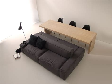 double sided couch isolagiorno a layout ideal for small spaces