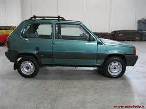 Second Fiat Panda 4x4 Fiat Panda 4x4 Pictures Photos Information Of