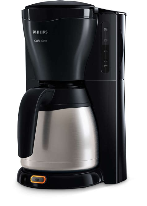 cafe gaia caf 233 gaia koffiezetapparaat hd7544 20 philips