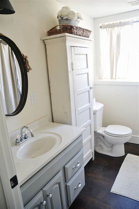 Best 25  Bathroom linen cabinet ideas on Pinterest