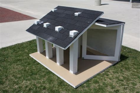 modern dog house plans 20 beautiful and funny dog house plans for your inspiration