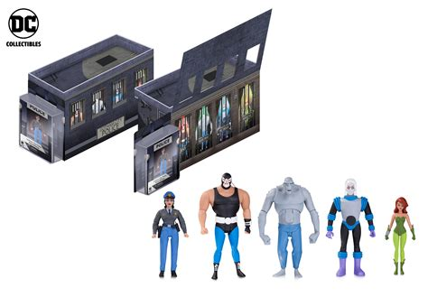animated figurines new batman animated figures and more from dc collectibles