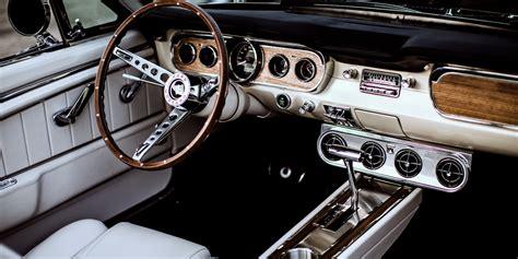 mustang 66 interior 1966 mustang gt convertible revology cars