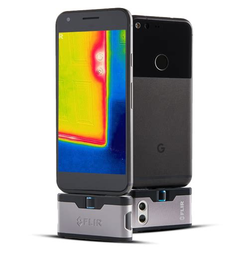 thermal imaging app flir one thermal imaging attachment for ios and android
