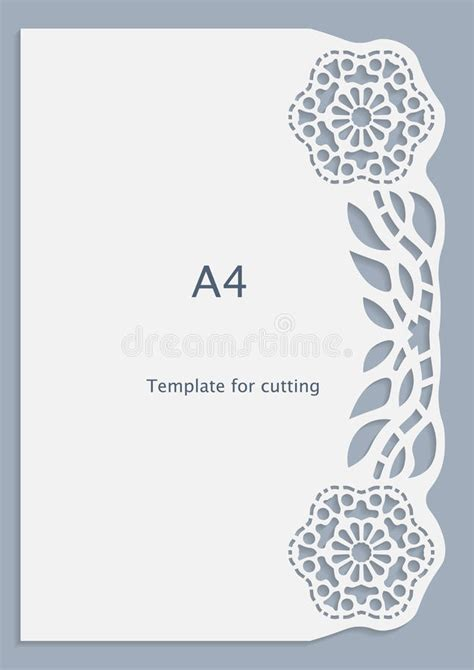 Paper Lace Templates Card by Fantastic Giraffe Cut Out Template Picture Collection