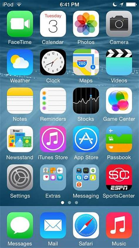 iphone menu layout ios 8 screenshots iphone ipad ipod forums at imore com