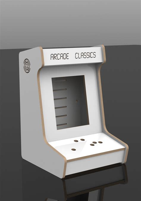 bar top arcade cabinet bartop 1 player arcadeworx