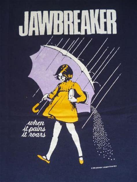 Jawbreaker Band Logo vintage 1993 jawbreaker t shirt