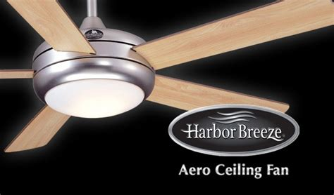 Harbor Aero Ceiling Fan by Harbor Aero Ceiling Fan