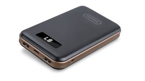 Power Bank Imuto best usb c portable battery chargers