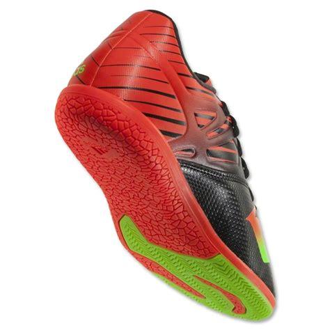 Adidas Messi 15 3 Indoor Original adidas jr messi 15 3 indoor soccer shoes black neon