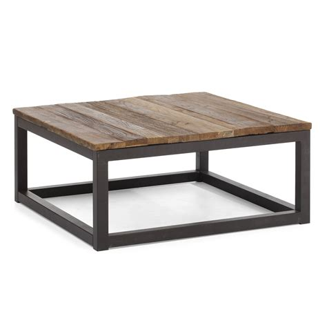 Modern Square Coffee Table Zuo Modern 98122 Civic Center Square Coffee Table Lowe S Canada