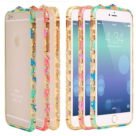 For Iphone 6 6s Luxury 3d Casing Bumper Cover Roses iphone 6 3d bumper iphone 6 bumper bumper a store