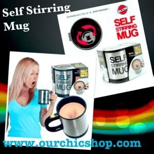 Moo Self Stirring Mug Murah our chic shop pusat dropship grosir ecer murah self stirring mug mug yg dapat mengaduk
