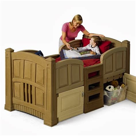 step 2 bedroom furniture bunk beds for kids rooms step 2 loft bed