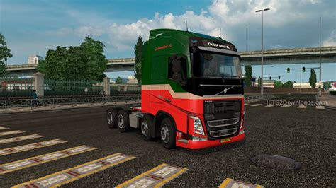 2013 volvo truck for vaas skin for volvo fh 2013 euro truck simulator 2 mods