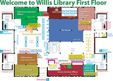 university of texas map library university of texas willis library open access unt
