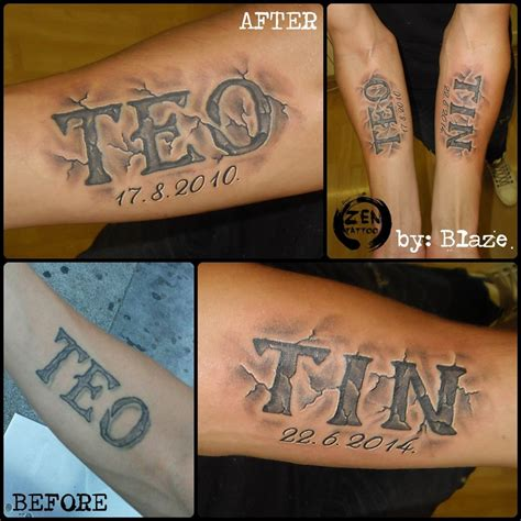 3d name tattoo designs names tattoos by blaze by blaze tatuajes