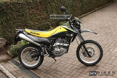 2009 suzuki dr 125 sm moto zombdrive