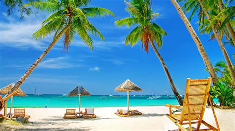 beach sea blue sky summer hd wallpapers p