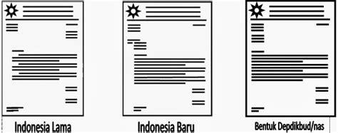 bentuk surat dinas dan bentuk surat resmi niaga