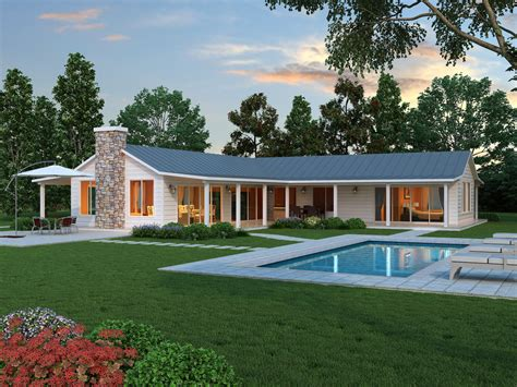 modern farm house plans ranch style house plan 2 beds 2 5 baths 2507 sq ft plan