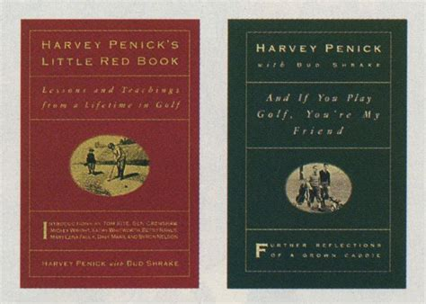 harvey penick the and wisdom of the who wrote the book on golf books the and the