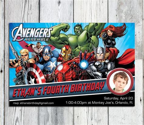 avengers printable party decorations the avengers birthday invitation printable super hero