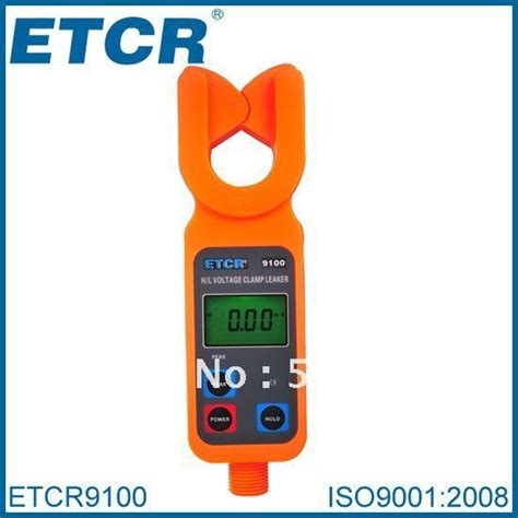 high voltage leakage test etcr9100 high accuracy digital h l voltage leakage current